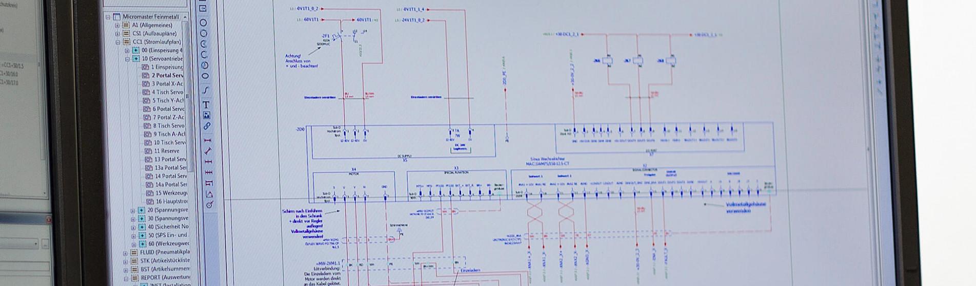 Wiring Diagram Creation Elektro Mack Gmbh Motor Schaltplanerstellung Eine Sichere Und Bersichtliche Dokumentation